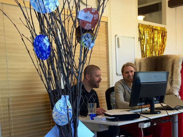 Nyanställd på Gotländska Möten