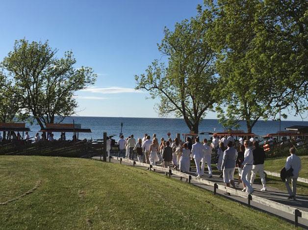 Turisttåg Visby Gotland Transport Charter