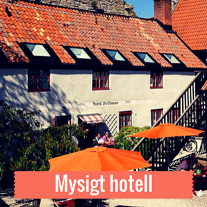 S:t Clemens Hotell Visby