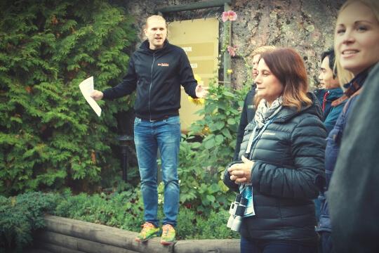 Event Gotland Aktivitet Daniel Fabregat