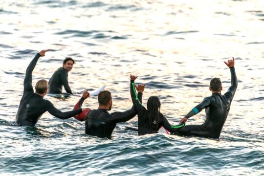 Event Gotland surf aktivitet