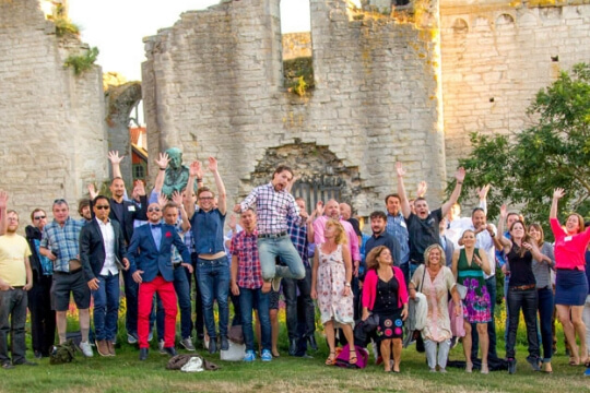 Event Gotland aktivitet teambuilding