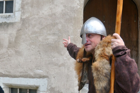 Gotländska Möten Guidad tur Visby